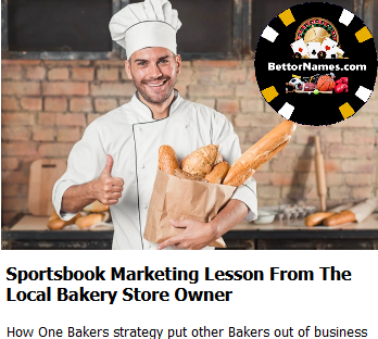 sportsbook marketing lesson for success